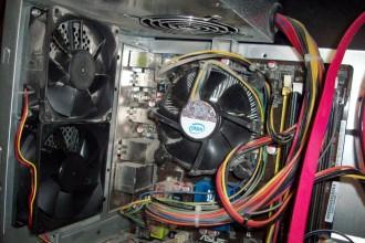 Controllare la temperatura interna del PC