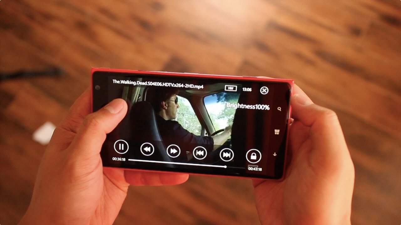 Migliori player video per Windows Phone 8