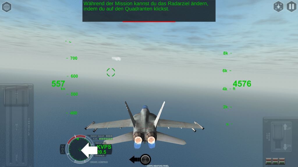 AirFighters Pro per android