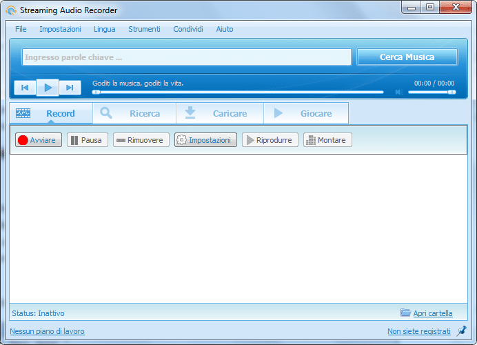 Apowersoft Registratore Audio