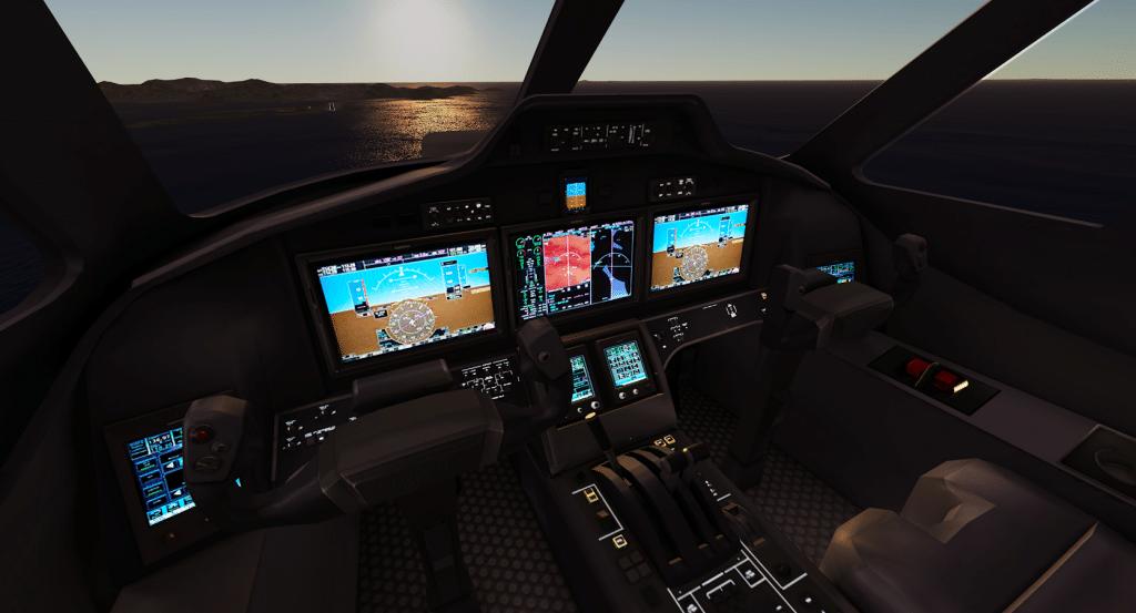 X-Plane 10 Mobile Flight Simulator per ios