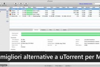 migliori alternative a utorrent per mac