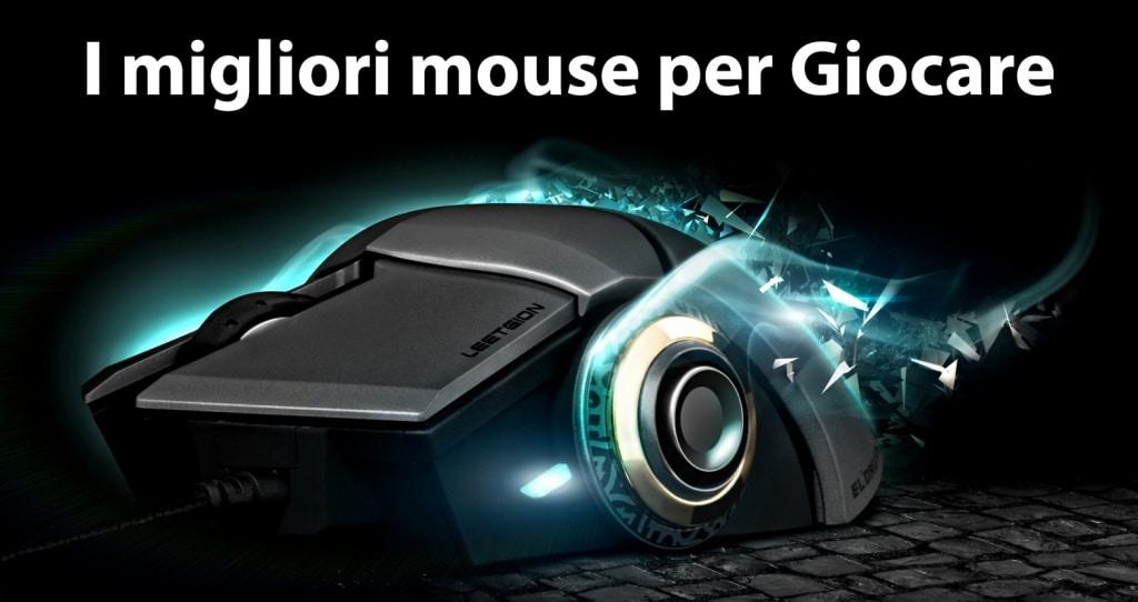 mouse per giocare