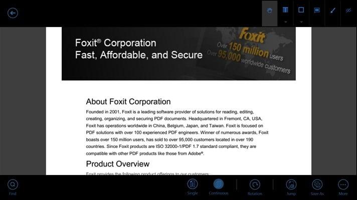 Foxit MobilePDF