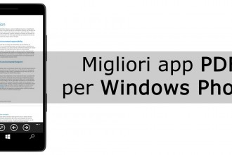 app pdf per windows phone