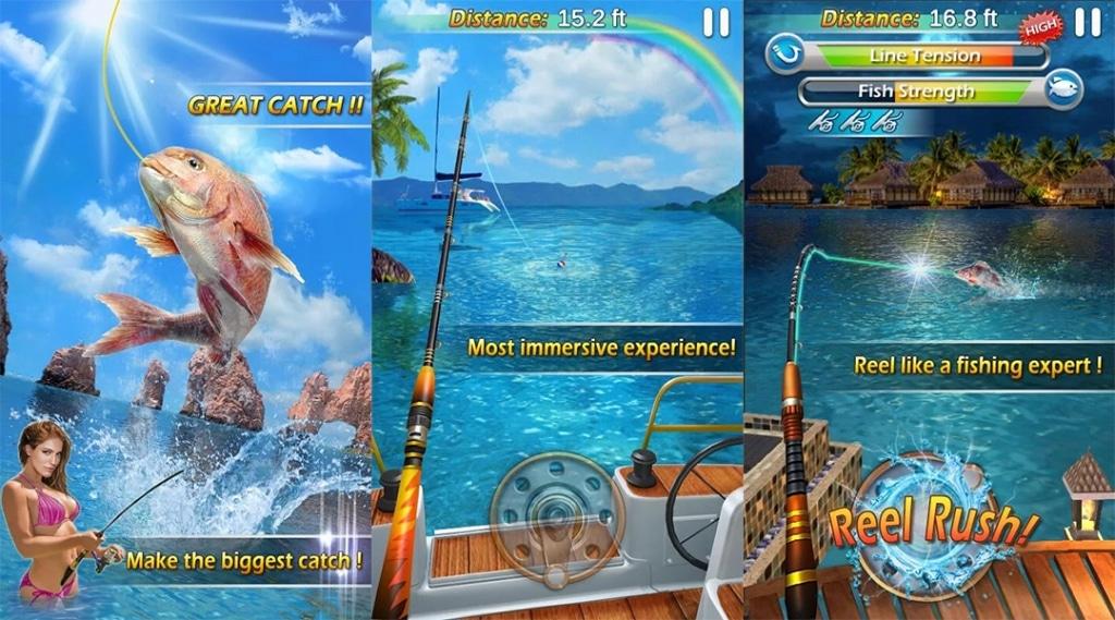 Appassionati di Pesca 3D