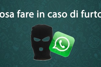 furto whatsapp