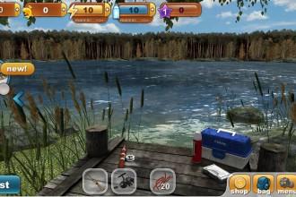 giochi di pesca per android