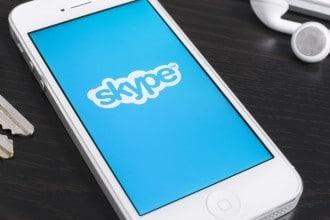 traffico dati chiamate skype