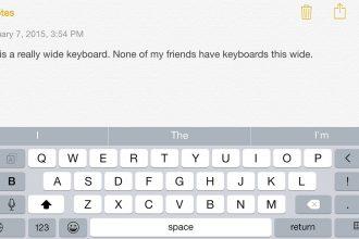 correttore ortografico automatico ipad