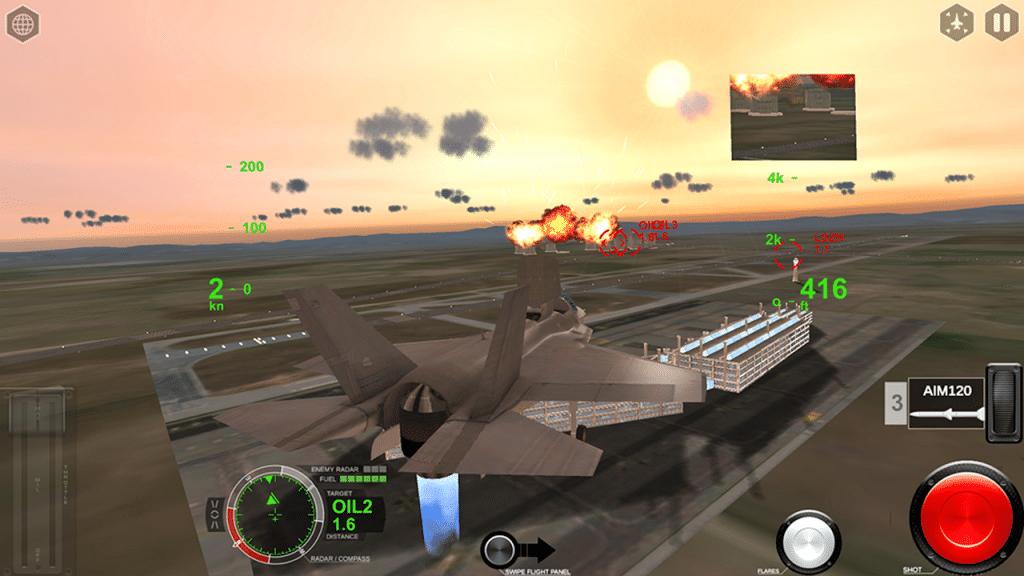 AirFighters Pro Rortos ios