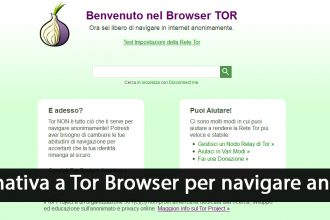 alternativa a tor browser