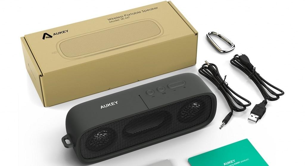 Aukey SK-M7 accessori