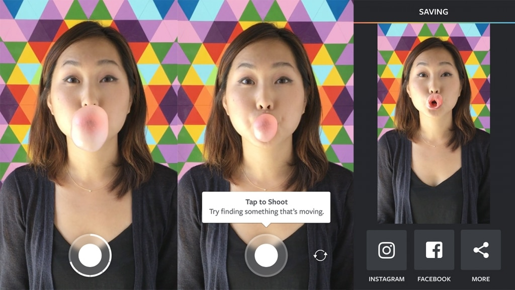 app instagram boomerang
