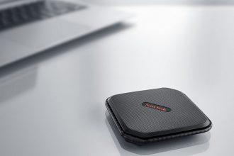 SanDisk Extreme 500 SSD