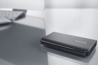 SanDisk SSD Extreme 900