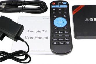 BoLv S905X accessori