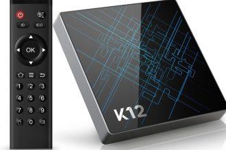 Bqeel K12 tv box android
