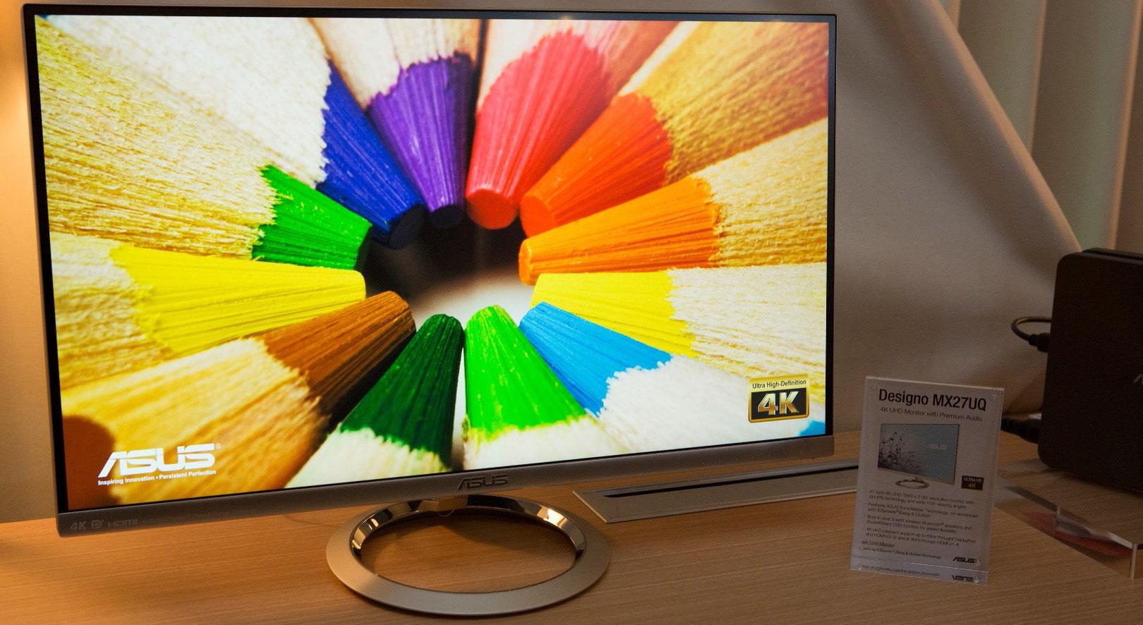 Asus MX27UQ monitor 4k
