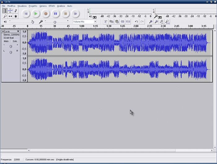 Programmi per registrare la voce dal pc wizblog for Software di progettazione di mobili gratuiti online
