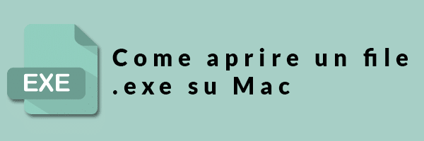 .EXE - Come aprire il file EXE? Estensione EXE