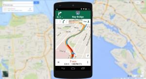 Google Maps offline su Android