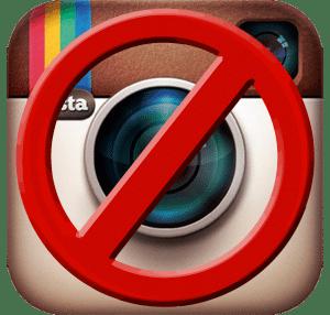 Come cancellare l'account da Instagram
