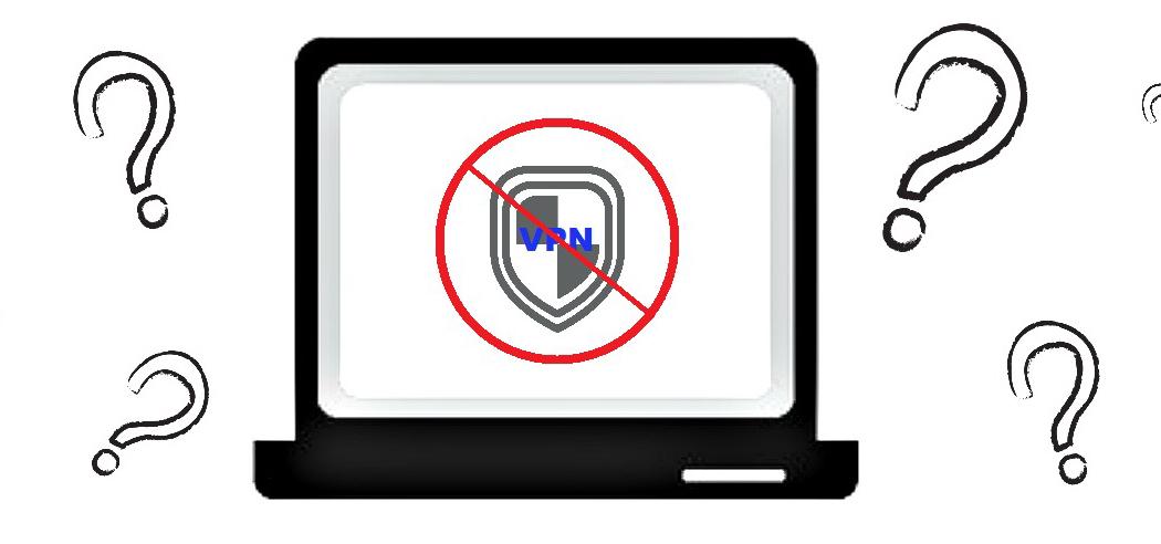 Usare una vpn è legale