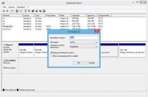 Come formattare exFAT su Windows 7