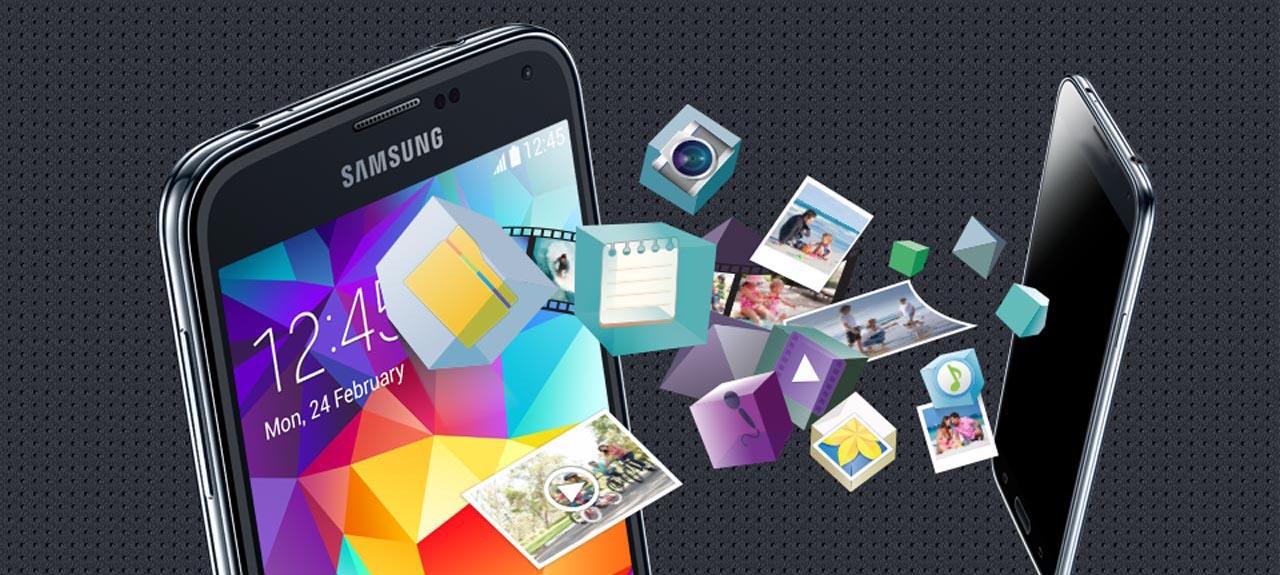 trasferire dati da iphone 4 a samsung s5