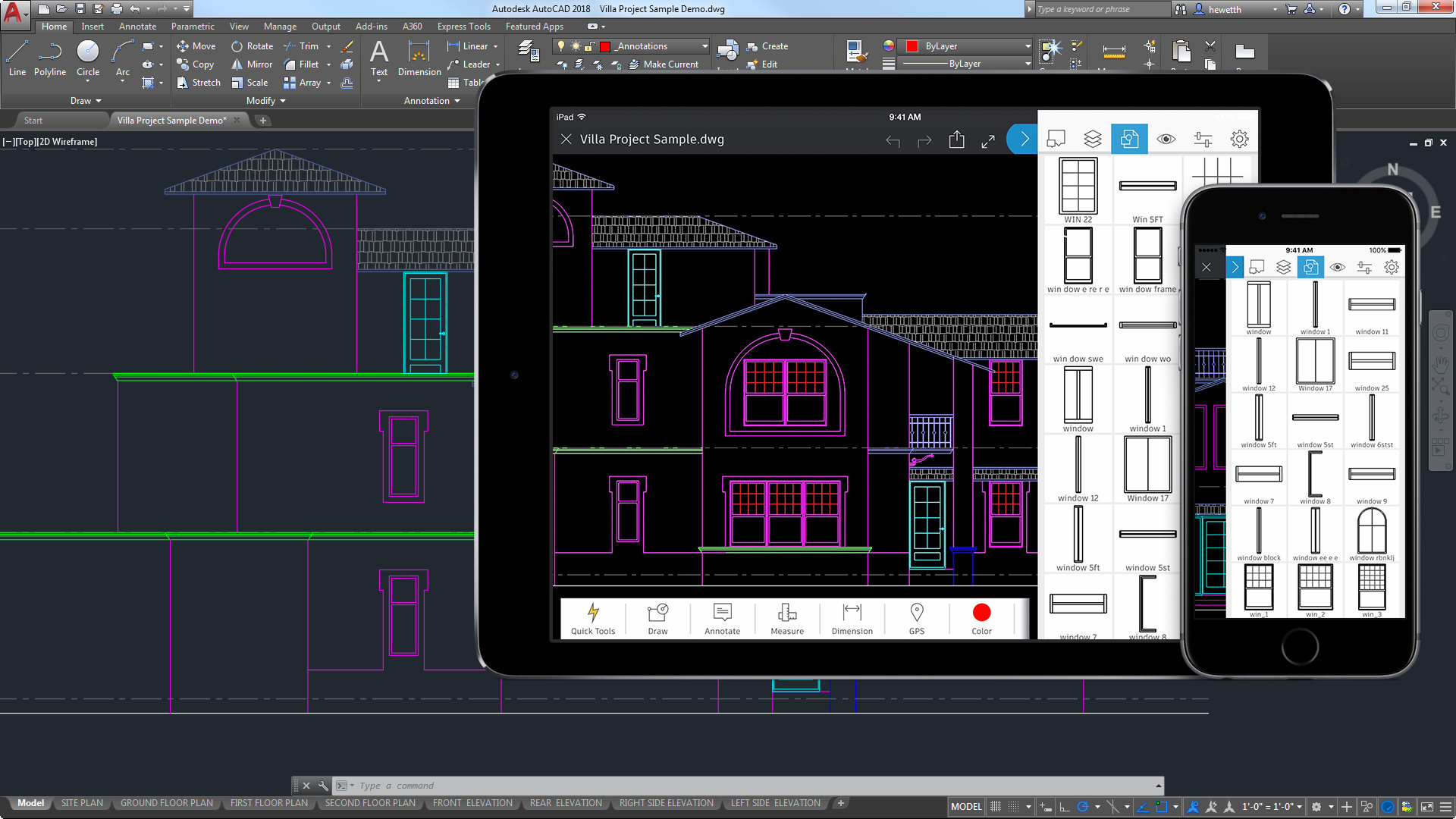 Autodesk Autocad per windows e mac