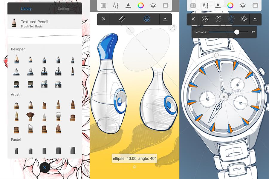 App Autodesk SketchBook