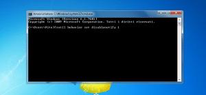 Come disattivare o attivare TRIM in Windows 7 e 8