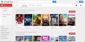 Come noleggiare un Film su Google Play
