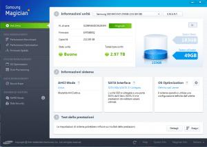 Come controllare lo stato di salute di un SSD Samsung
