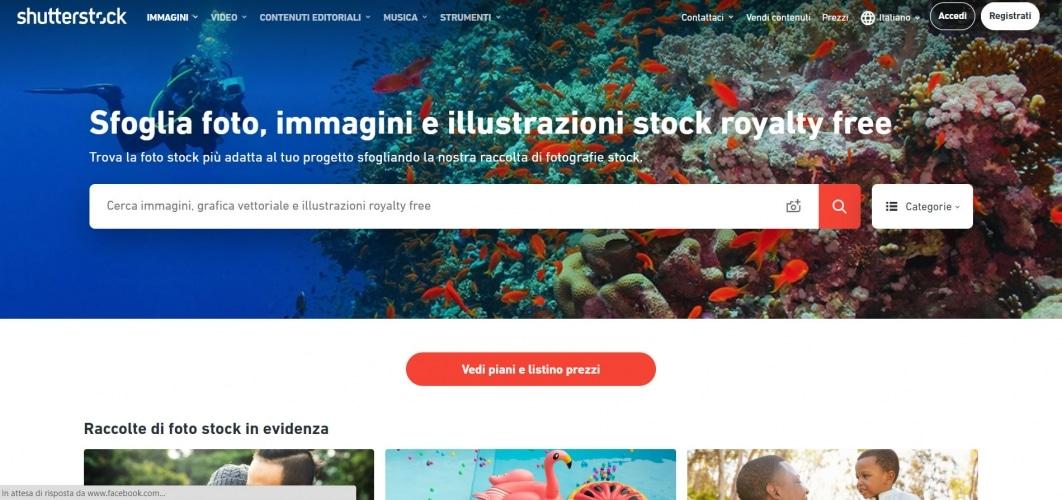 Dove acquistare immagini per uso commerciale