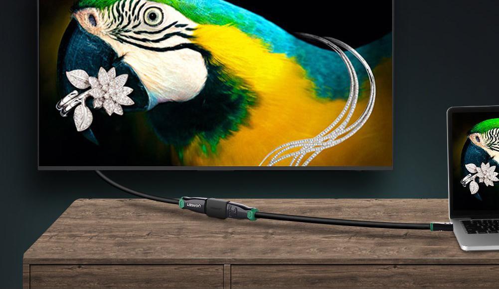 Come unire due cavi HDMI