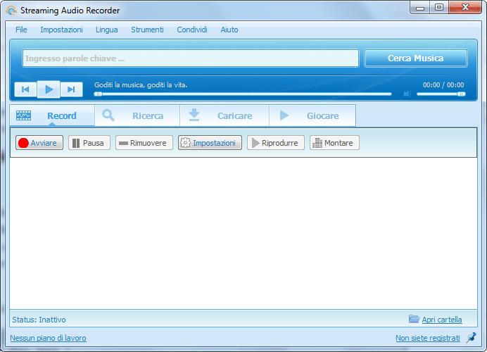 Apowersoft Registratore Audio