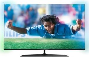 Recensione Philips 42PUS7809, smart tv 4K con risoluzione nativa