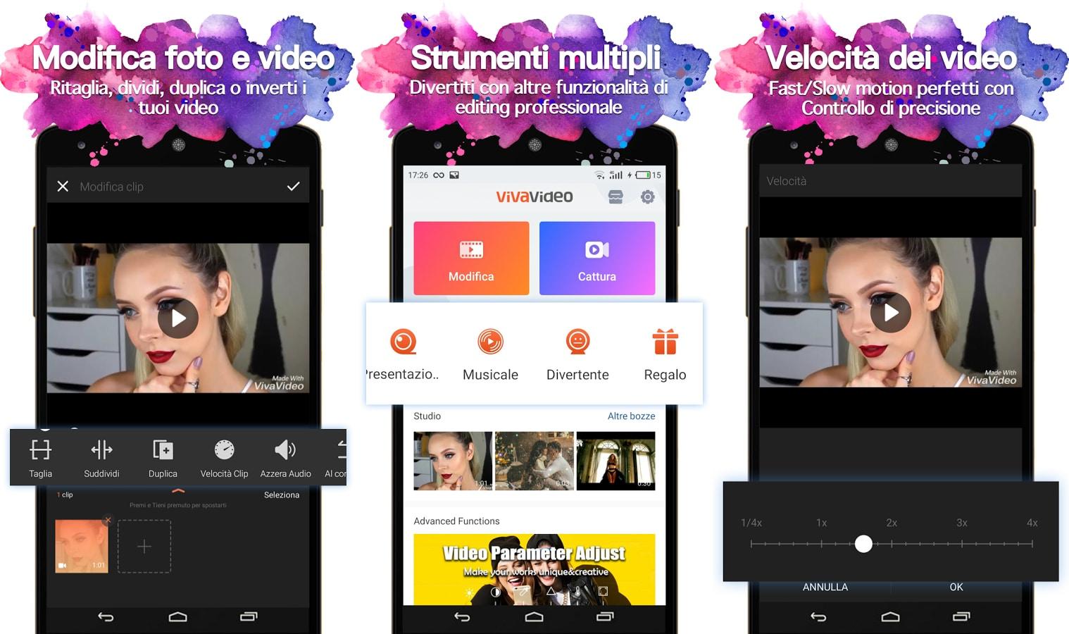 Le migliori app per creare un video a rallentatore wizblog for App per costruire case