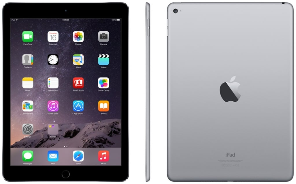 iPad Air 2 Wi-Fi + Cellular 64GB