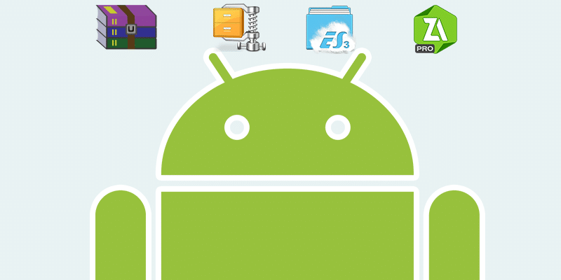 come estrarre un file su android