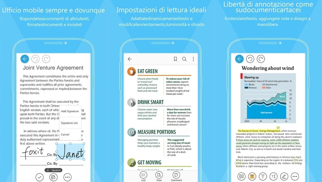 app foxit pdf reader