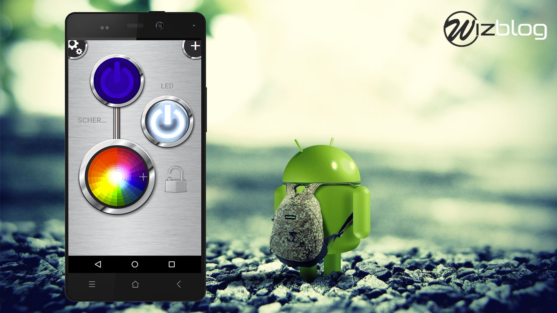 Le migliori app android per attivare la torcia wizblog for App per progettare casa android