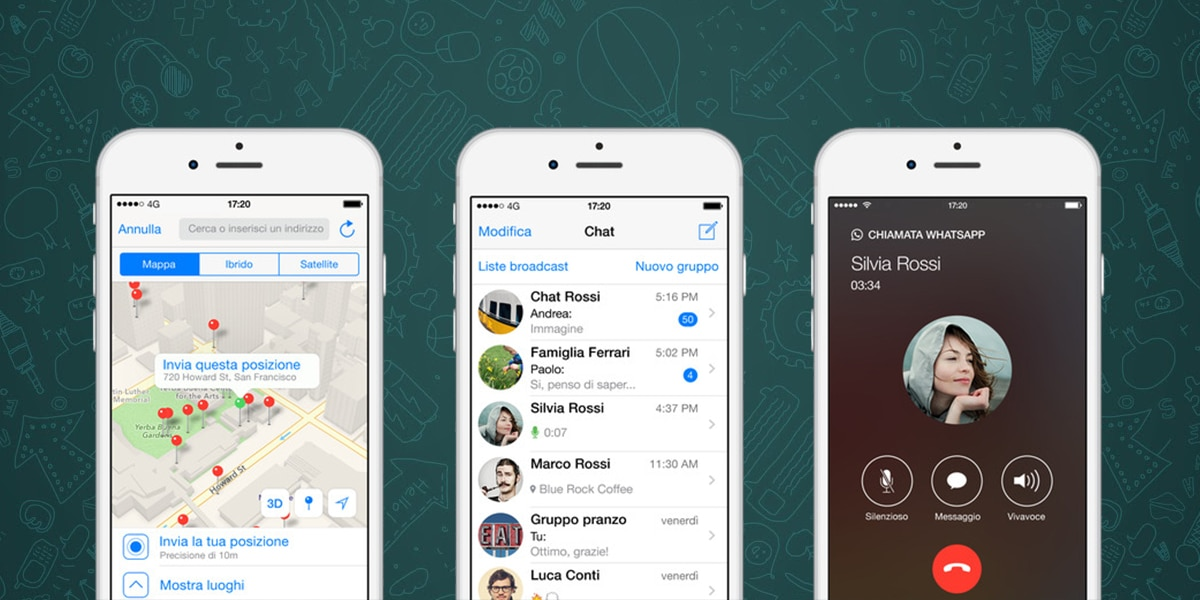 alternativa a whatsapp per ios