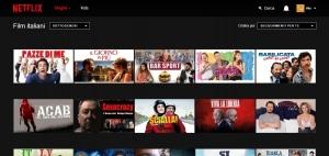 Catalogo Netflix: cosa c'è da vedere