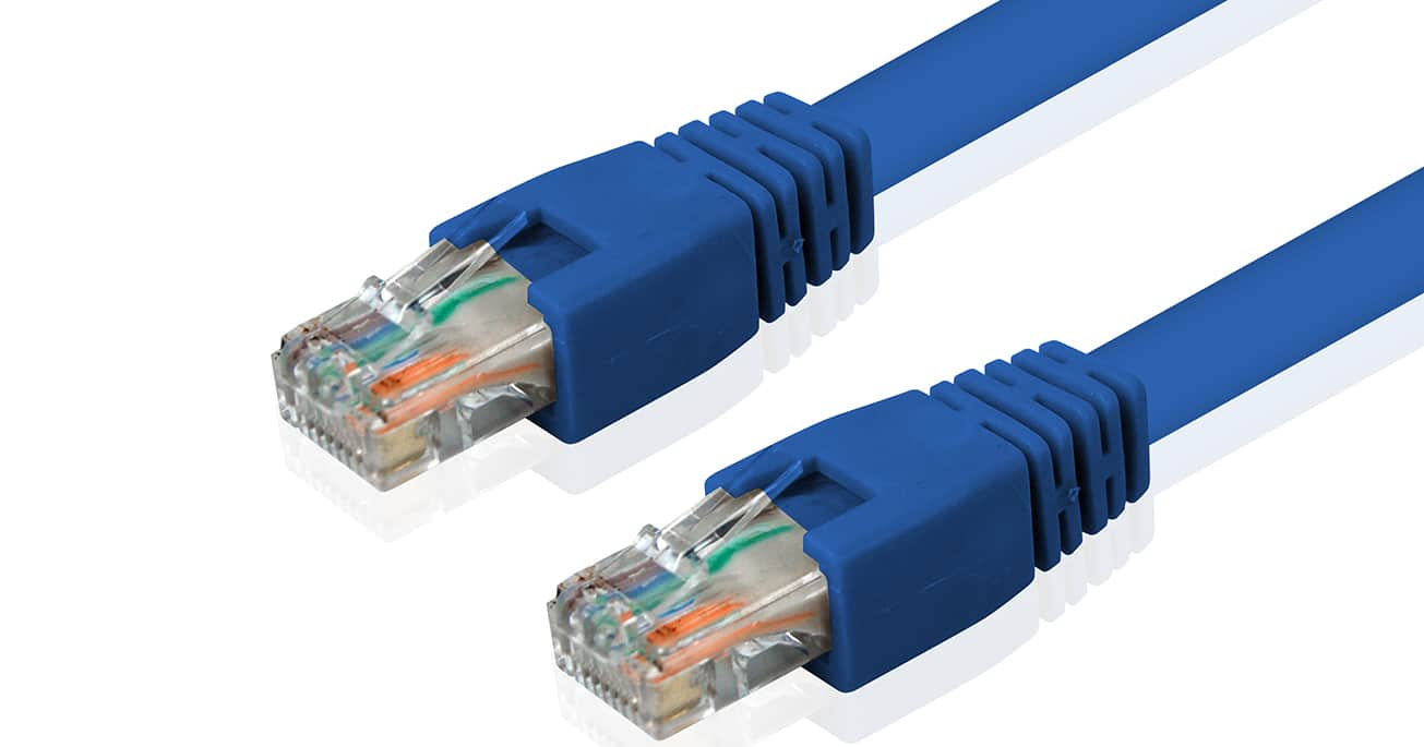 Ethernet kabel utp