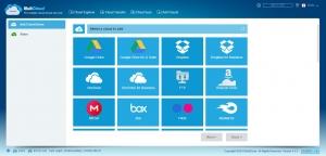 Gestire più servizi cloud con un solo account