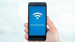 Come trovare l'indirizzo MAC dell'iPhone/iPad con IOS 9