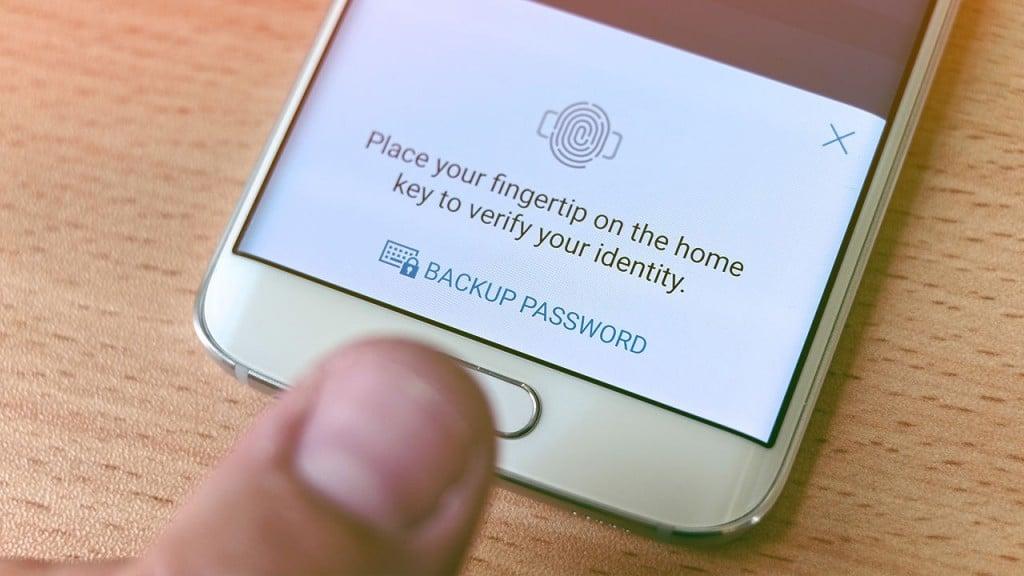 impronte digitali android 6